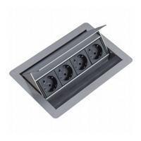 Модульный блок на четыре розетки Evoline 934.20.001