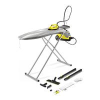 Паровая гладильная система Karcher SI 4 EasyFix Iron Kit