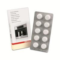 Таблетки для очистки от кофейных масел для кофемашин Miele (10 шт)