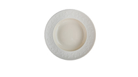 Фарфоровая тарелка суповая 21 см «Джорджия Айвори» JL Coquet 00000056437
