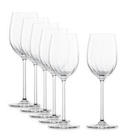 Набор бокалов для белого вина 296 мл, 6 шт., серия Prizma, 121 569-6, SCHOTT ZWIESEL, Германия