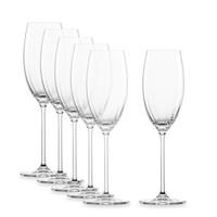 Набор фужеров для шампанского 288 мл, 6 шт., серия Prizma, 121 571-6, SCHOTT ZWIESEL, Германия