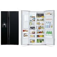 Холодильник Hitachi R-S 702 GPU2 GBK черное стекло