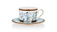 Фарфоровая чашка чайная с блюдцем «Дворцовый сад, Маркеса» Lenox 180 мл 00010530379