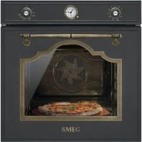 Духовой шкаф Smeg SFP750AOPZ с функцией пиролиза и функцией пицца
