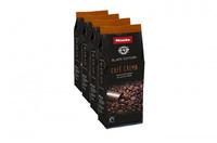 Кофе Miele натуральный обжареный в зернах Cafe Crema 4 x 250 г