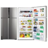 Холодильник Hitachi R-V 722 PU1X INX нержавеющая сталь