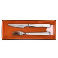 Набор столовых приборов для стейка на 6 персон, рукоять нержавеющая сталь, серия Steak Knives, 3781, ARCOS, Испания