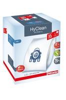 Мешки-пылесборники Miele Allergy XL Pack 2 HyClean GN + фильтр HA50
