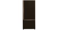 Холодильник Hitachi R-B 502 PU6 GBW коричневое стекло
