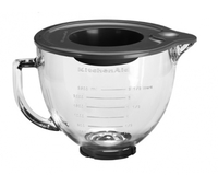 Чаша стеклянная 4.83л для миксера KitchenAid