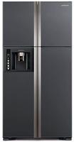 Холодильник Hitachi R-W 722 PU1 GGR графитовое стекло