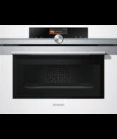 Духовой шкаф с СВЧ Siemens CM636GBW1