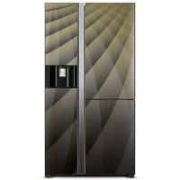 Холодильник Hitachi R-M 702 AGPU4X DIA бриллиант