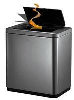 Сенсорное мусорное ведро 20 литров EKO™ графит EK9233 P-20L-BS