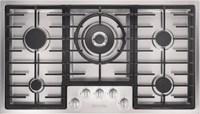 Газовая панель конфорок Miele KM2356 сталь