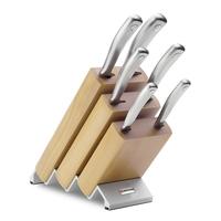 Набор ножей 6 предметов в подставке серия Culinar WUESTHOF Золинген Германия 9836
