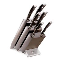 Набор ножей 6 предметов в подставке WUESTHOF серия Ikon  9866 WUS