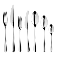 Набор столовых приборов на 6 персон, 42 предмета, сталь 18/10, серия Arden, ARDBR1099V/42, ROBERT WELCH, Великобритания
