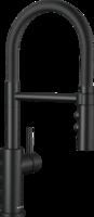 Смеситель Blanco CATRIS-S Flexo Special colours матовый черный