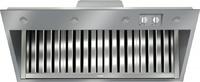 Вытяжка Miele DAR1155 сталь для HR1956