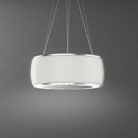 Вытяжка Falmec SOFFIO IS.58 White Satin Glass