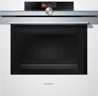 Духовой шкаф с СВЧ Siemens HM636GNW1