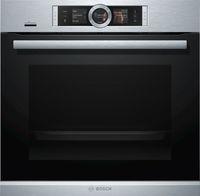 Духовой шкаф с паром Bosch HRG636XS7