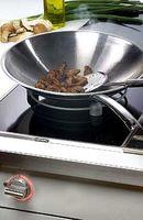 Подставка для сковороды вок WZ400001