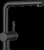 Смеситель Blanco LINUS-S Special colours матовый черный