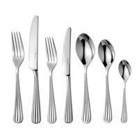 Набор столовых приборов на 6 персон, 42 предмета, сталь 18/10, серия Palm Bright, PALBR1099V/42, ROBERT WELCH, Великобритания