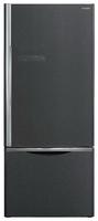 Холодильник Hitachi R-B 572 PU7 GGR графитовое стекло
