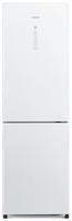 Холодильник Hitachi R-BG 410 PU6X GPW белое стекло