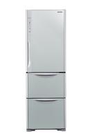 Холодильник Hitachi R-SG 38 FPU GS серебирстое стекло