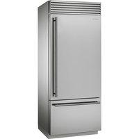 Холодильник Smeg RF396RSIX нержавеющая сталь