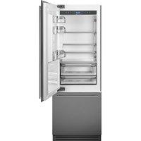 Холодильник Smeg RI76LSI нержавеющая сталь