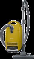 Пылесос Miele SGFA3 Complete C3 HEPA жёлтый карри