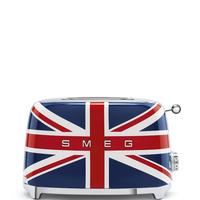 Тостер на 2 ломтика Smeg TSF01UJEU британский флаг