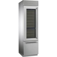 Винный холодильник Smeg WF366LDX нержавеющая сталь