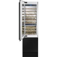 Винный холодильник Smeg WI66LS нержавеющая сталь