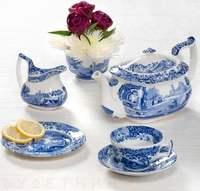 Сервиз чайный на 6 персон Spode Голубая Италия